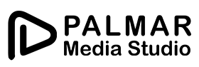 Logo Palmar Media Studio